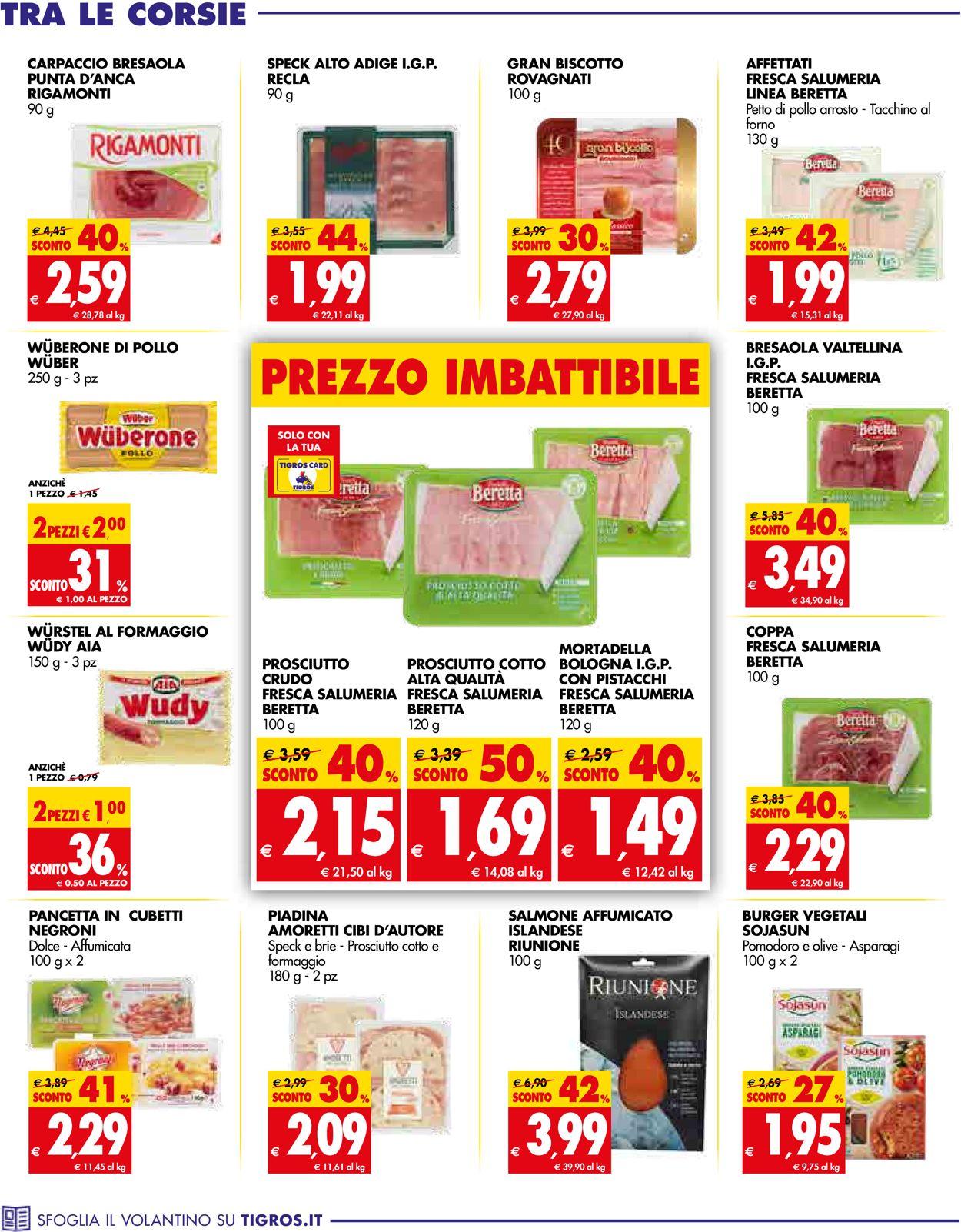 Volantino Tigros - Offerte 15/06-29/06/2021 (Pagina 10)