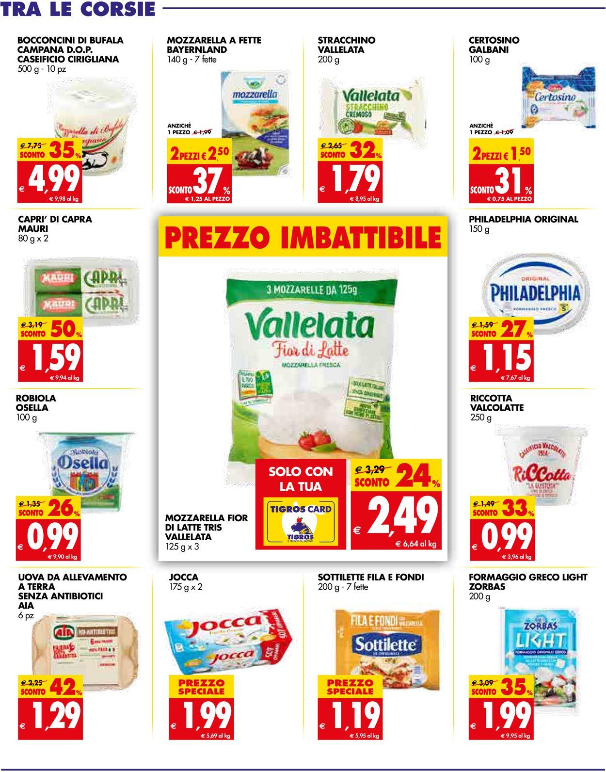 Volantino Tigros - Offerte 15/06-29/06/2021 (Pagina 11)