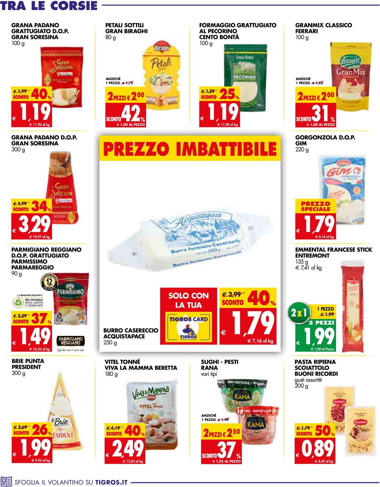 Volantino Tigros - Offerte 15/06-29/06/2021 (Pagina 12)