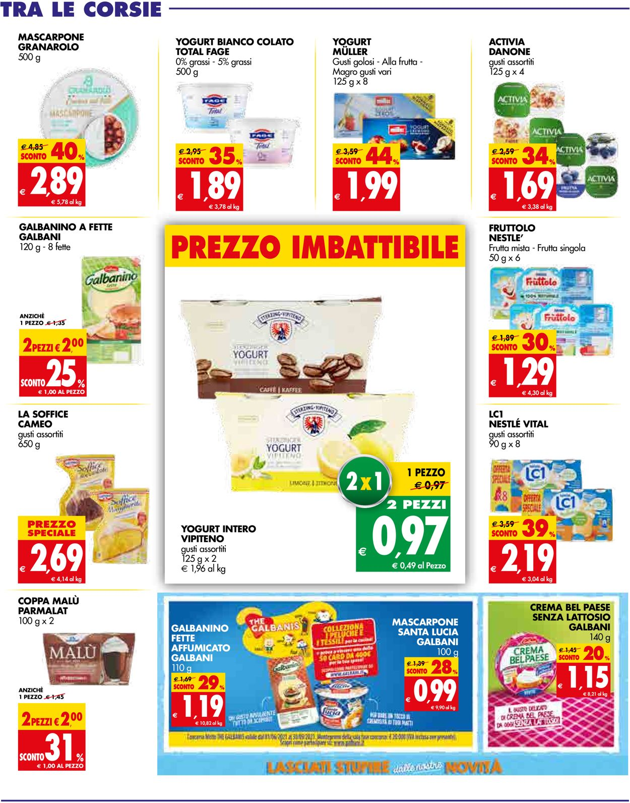Volantino Tigros - Offerte 15/06-29/06/2021 (Pagina 13)