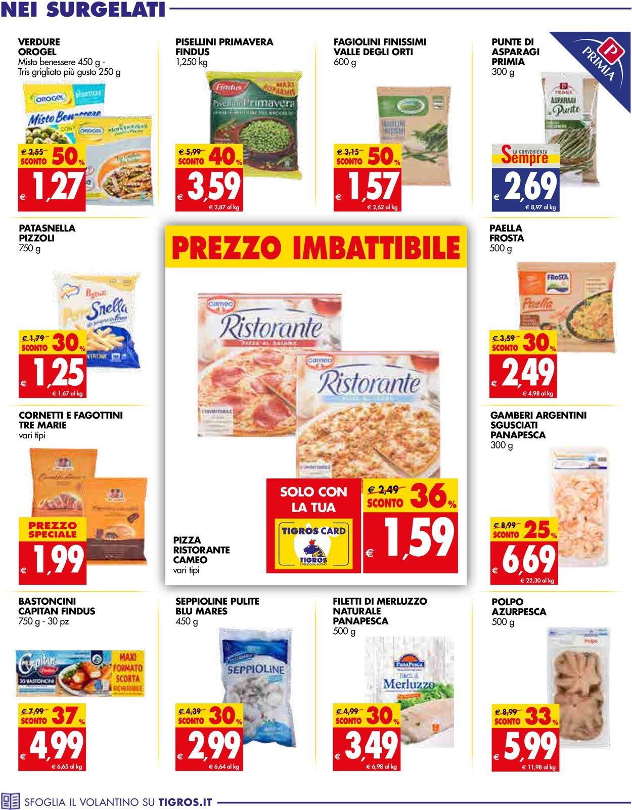 Volantino Tigros - Offerte 15/06-29/06/2021 (Pagina 14)