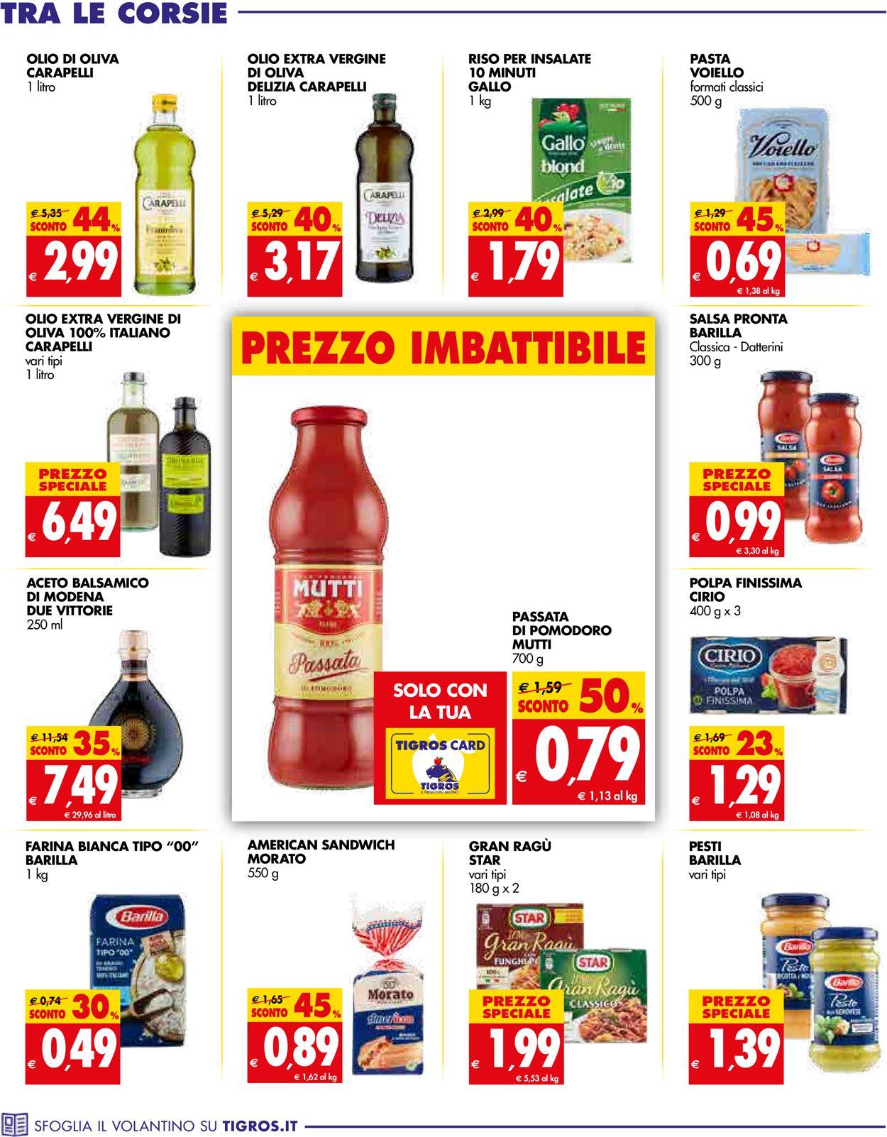 Volantino Tigros - Offerte 15/06-29/06/2021 (Pagina 18)
