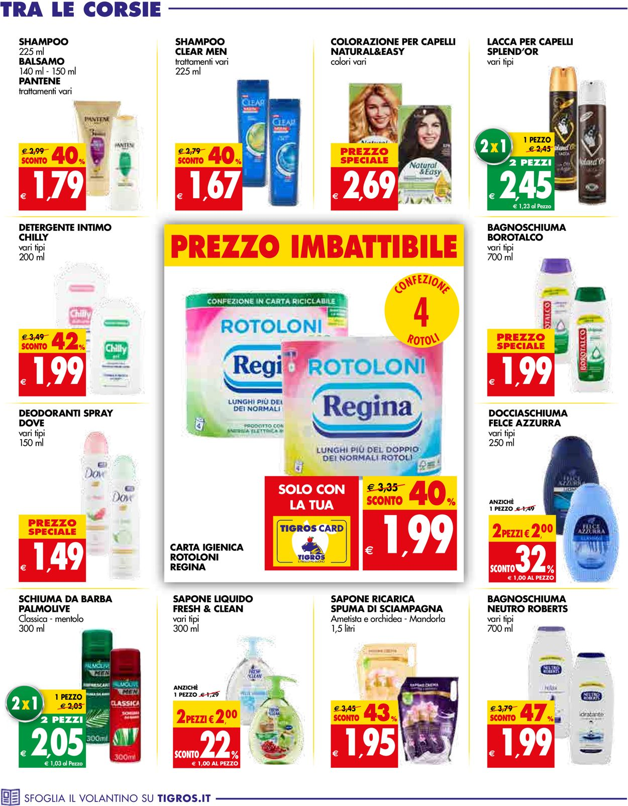Volantino Tigros - Offerte 15/06-29/06/2021 (Pagina 26)