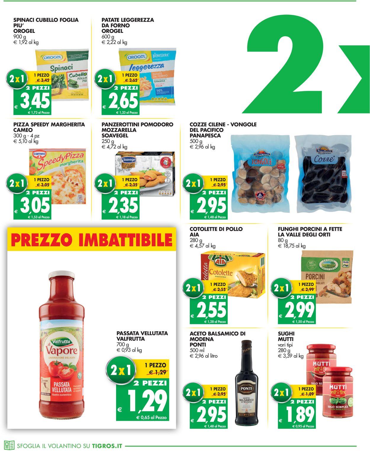 Volantino Tigros - Offerte 30/06-13/07/2021 (Pagina 4)