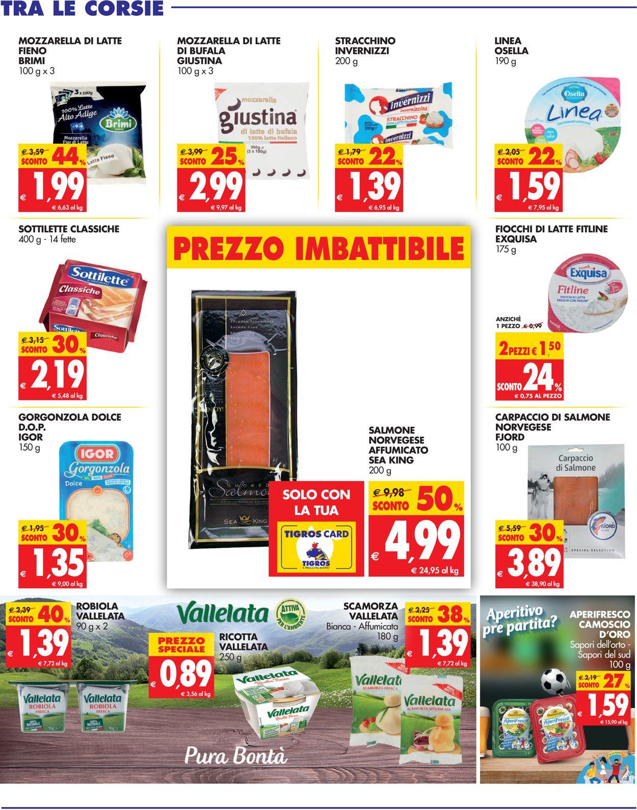 Volantino Tigros - Offerte 30/06-13/07/2021 (Pagina 18)