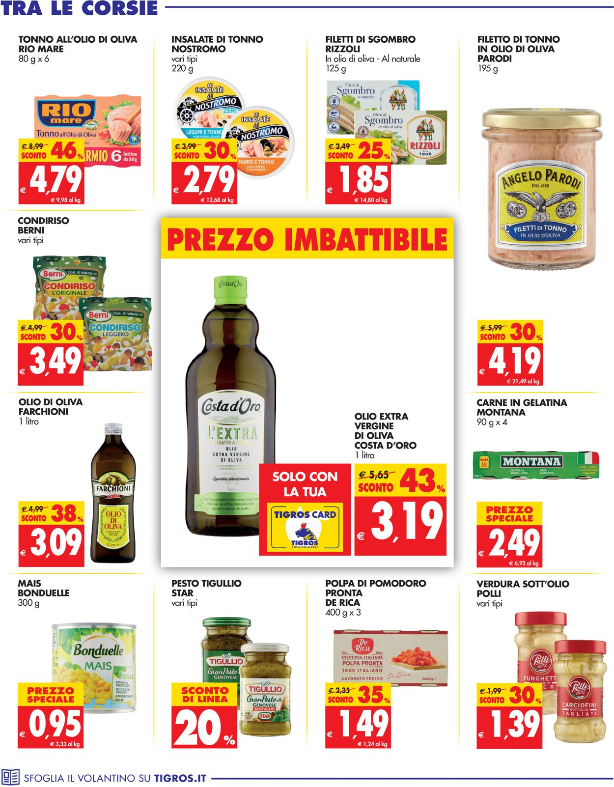 Volantino Tigros - Offerte 30/06-13/07/2021 (Pagina 20)