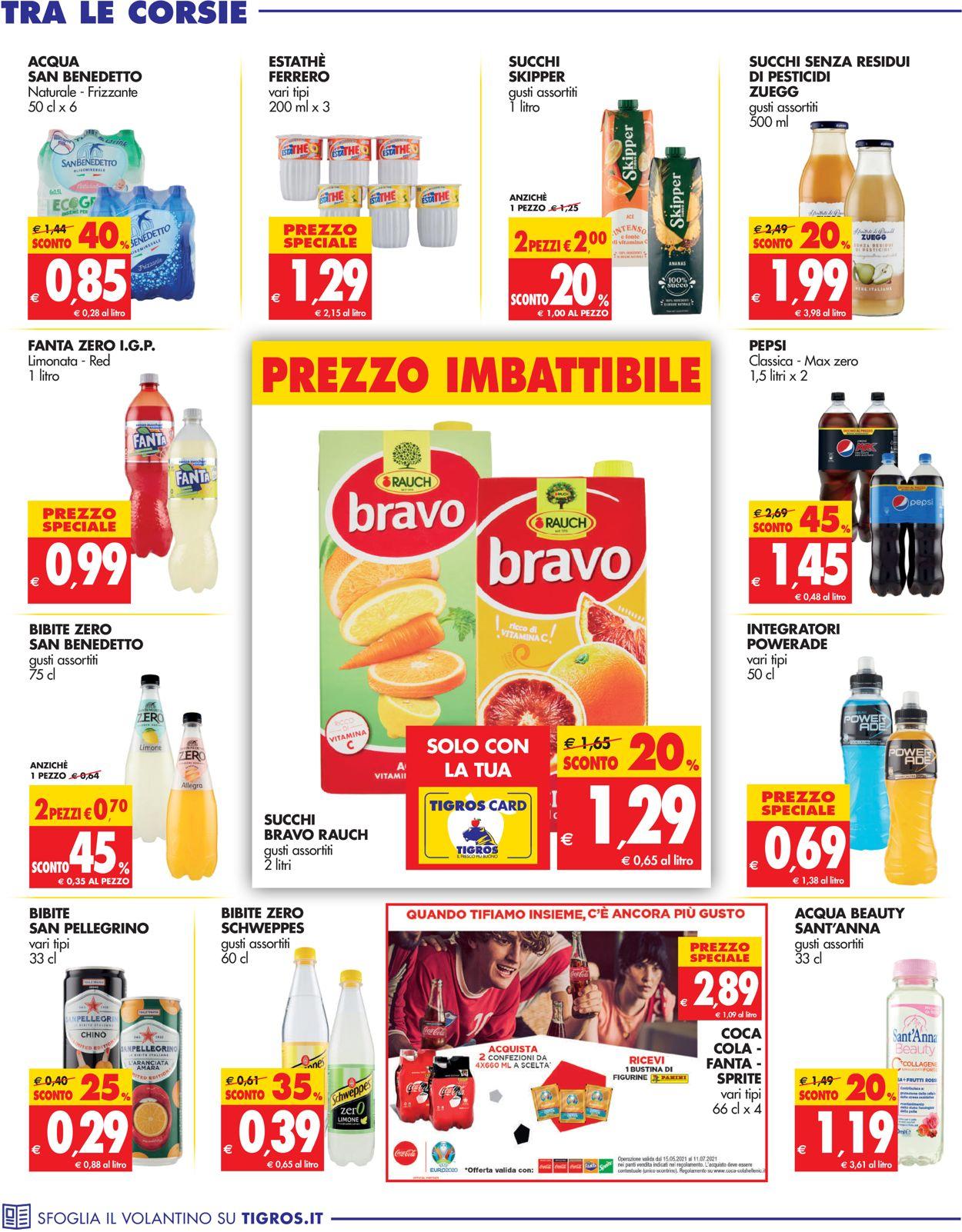 Volantino Tigros - Offerte 30/06-13/07/2021 (Pagina 26)