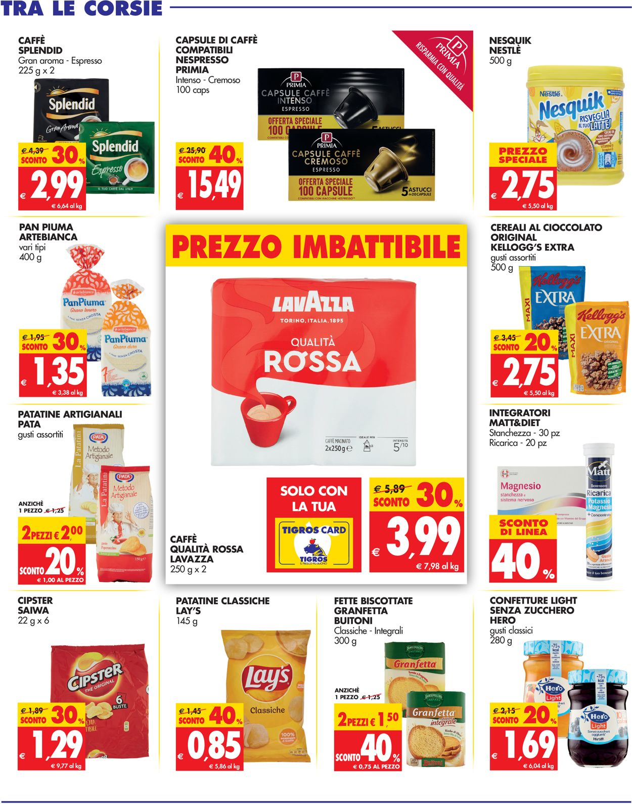 Volantino Tigros - Offerte 14/07-27/07/2021 (Pagina 19)