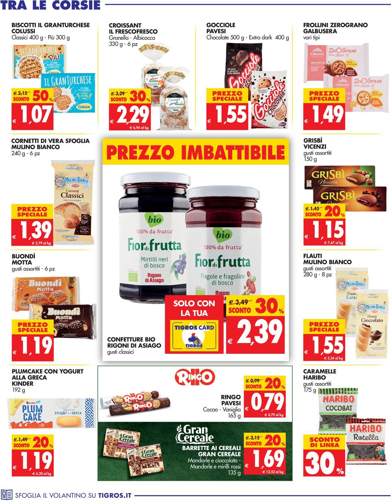 Volantino Tigros - Offerte 14/07-27/07/2021 (Pagina 20)