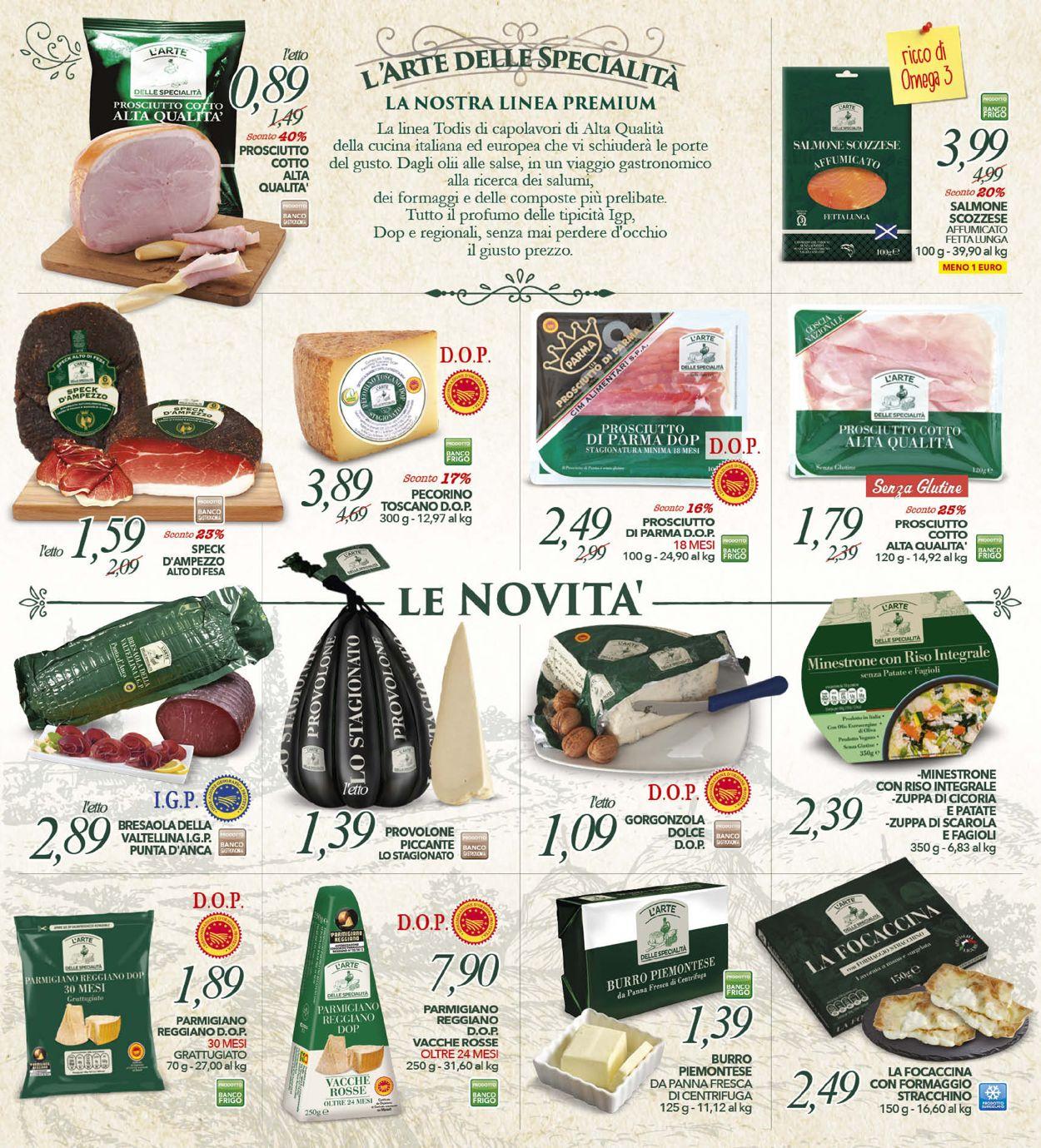 Volantino Todis - Offerte 26/09-06/10/2019 (Pagina 2)