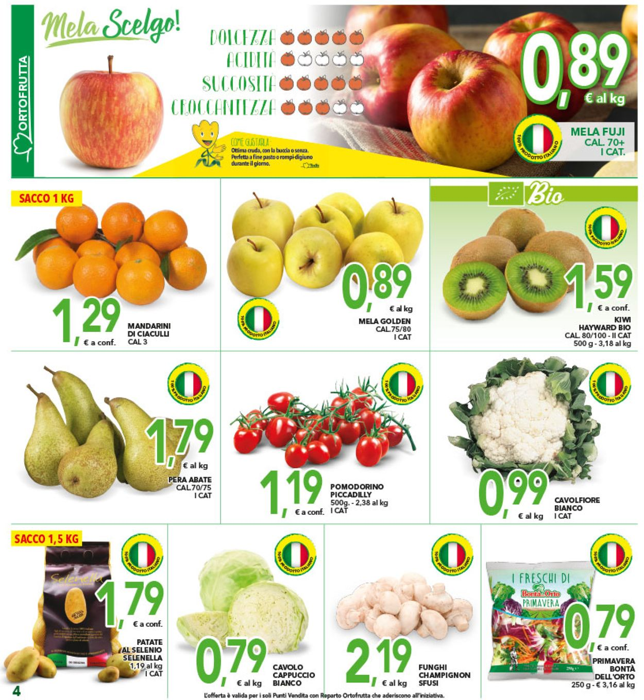 Volantino Todis - Offerte 09/01-19/01/2020 (Pagina 4)
