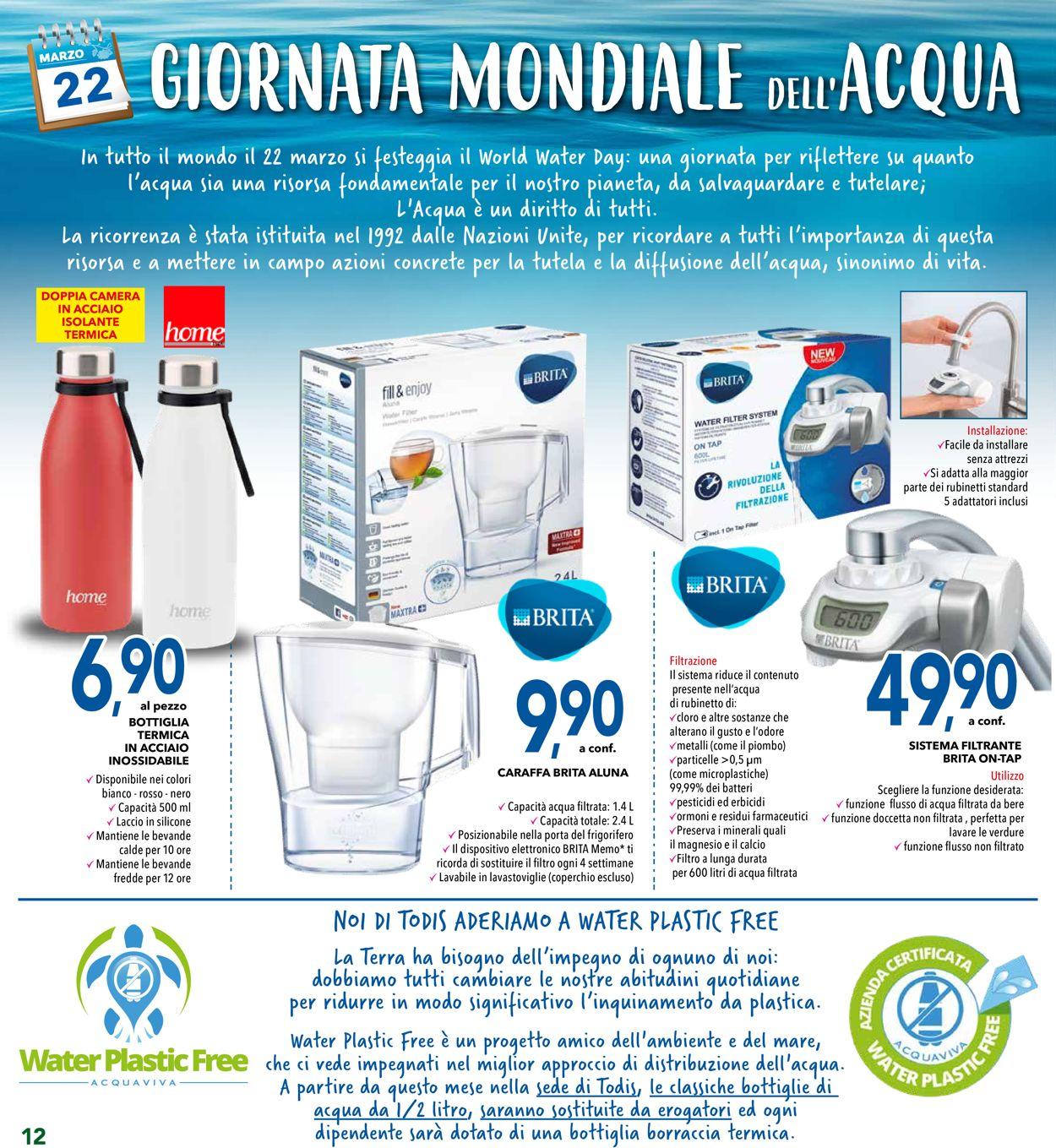 Volantino Todis - Offerte 19/03-29/03/2020 (Pagina 12)