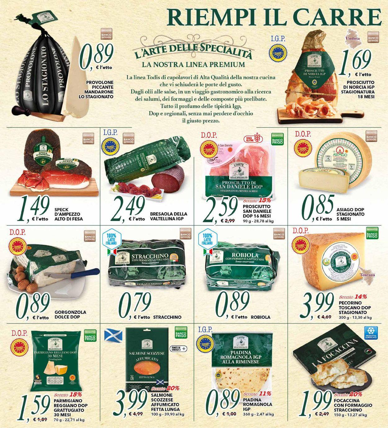 Volantino Todis - Offerte 01/10-11/10/2020 (Pagina 2)