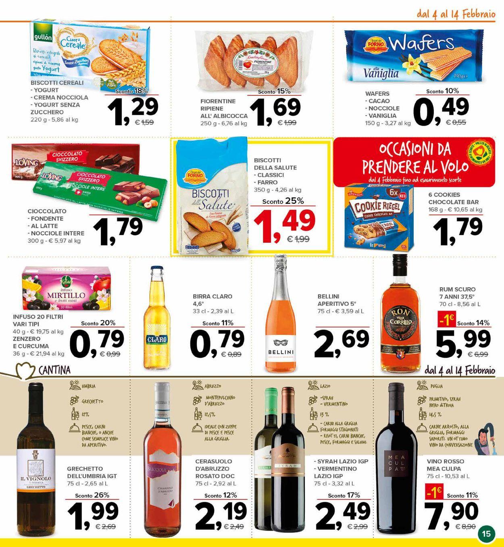Volantino Todis - Offerte 04/02-14/02/2021 (Pagina 15)