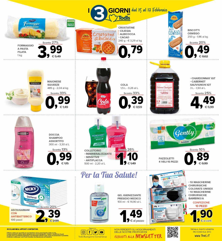 Volantino Todis - Offerte 04/02-14/02/2021 (Pagina 24)