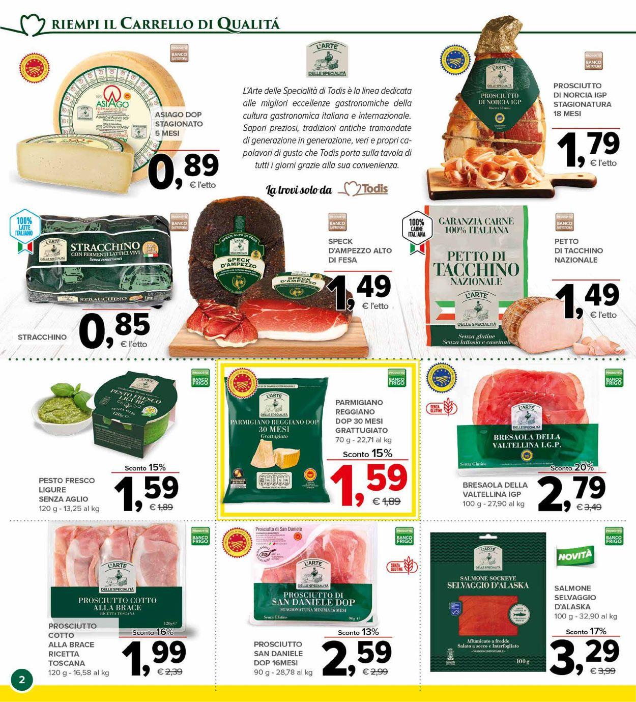 Volantino Todis - Offerte 04/03-14/03/2021 (Pagina 2)