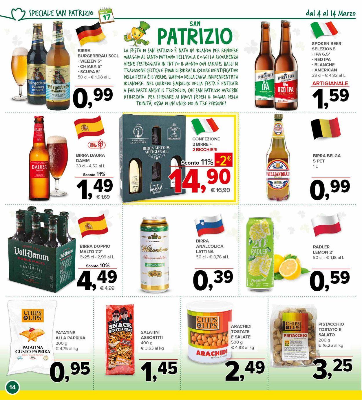 Volantino Todis - Offerte 04/03-14/03/2021 (Pagina 14)