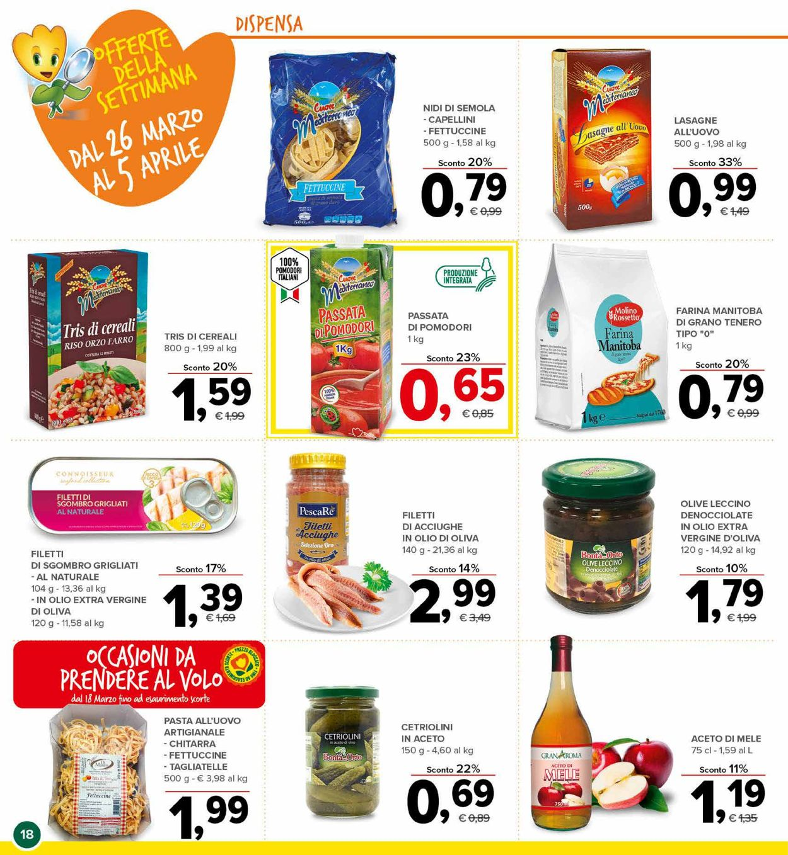 Volantino Todis - Pasqua 2021! - Offerte 18/03-05/04/2021 (Pagina 18)