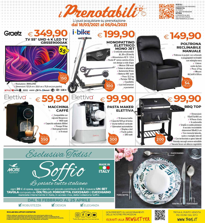Volantino Todis - Pasqua 2021! - Offerte 18/03-05/04/2021 (Pagina 24)