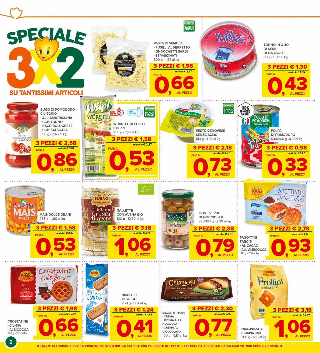 Volantino Todis - Offerte 06/04-14/04/2021 (Pagina 2)