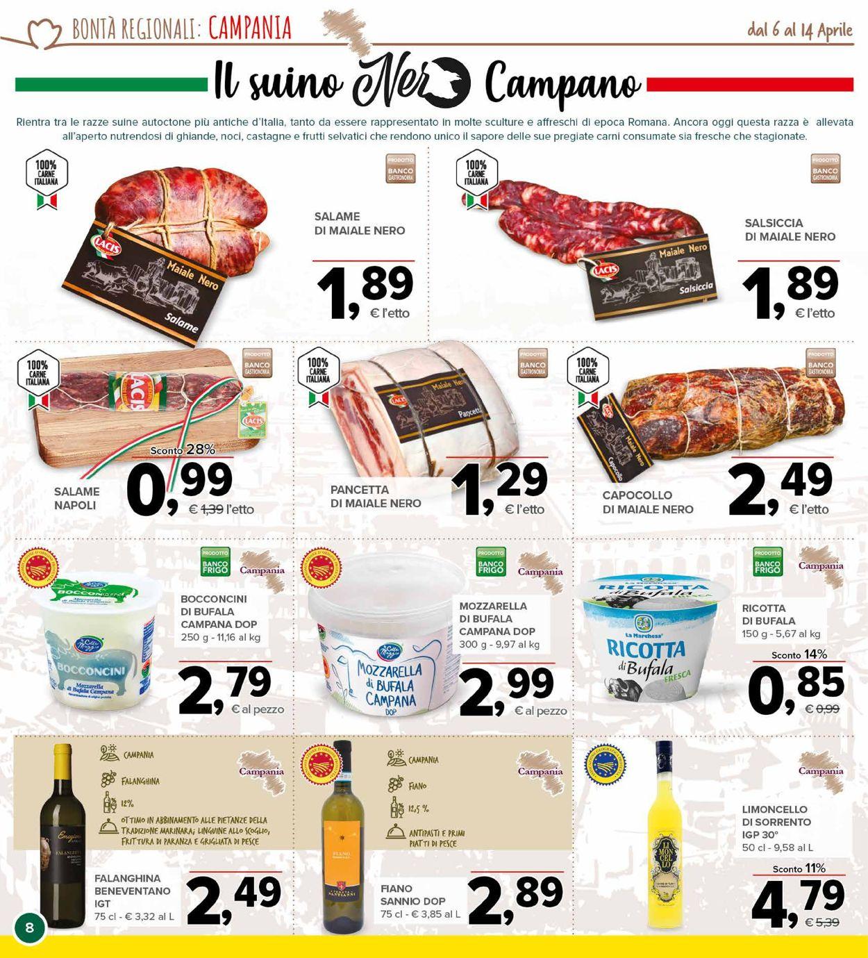 Volantino Todis - Offerte 06/04-14/04/2021 (Pagina 8)
