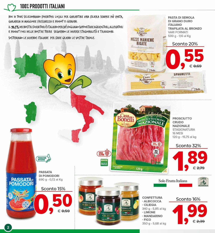 Volantino Todis - Offerte 29/04-09/05/2021 (Pagina 2)