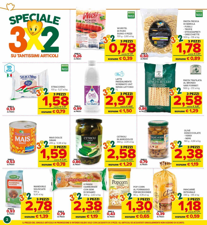Volantino Todis - Offerte 27/05-06/06/2021 (Pagina 2)