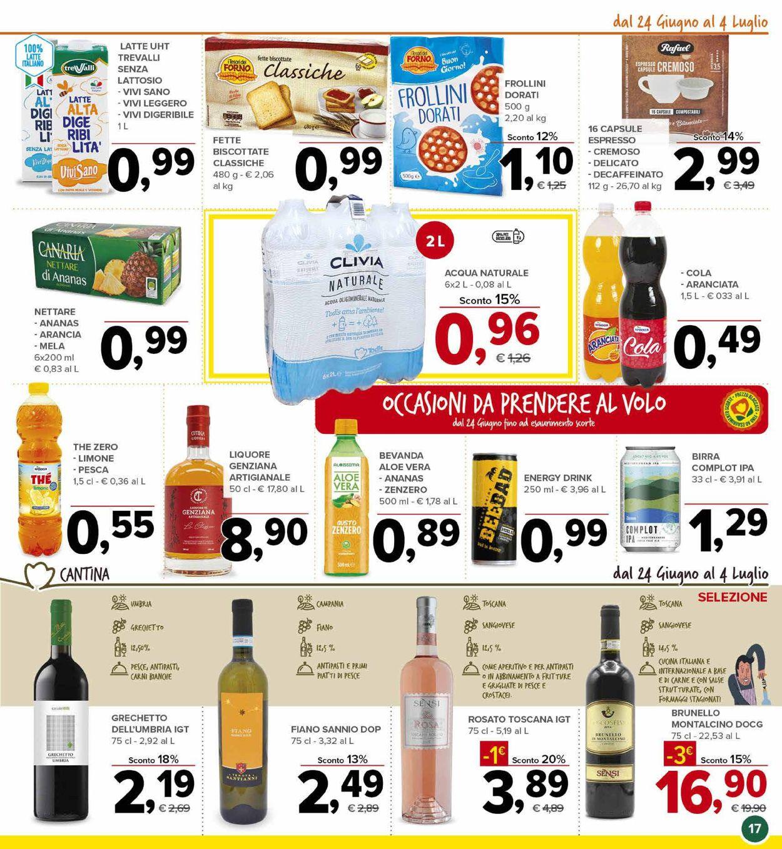 Volantino Todis - Offerte 24/06-04/07/2021 (Pagina 17)