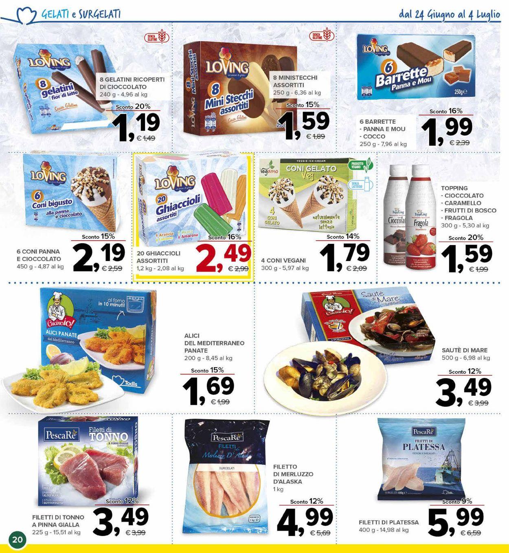 Volantino Todis - Offerte 24/06-04/07/2021 (Pagina 20)