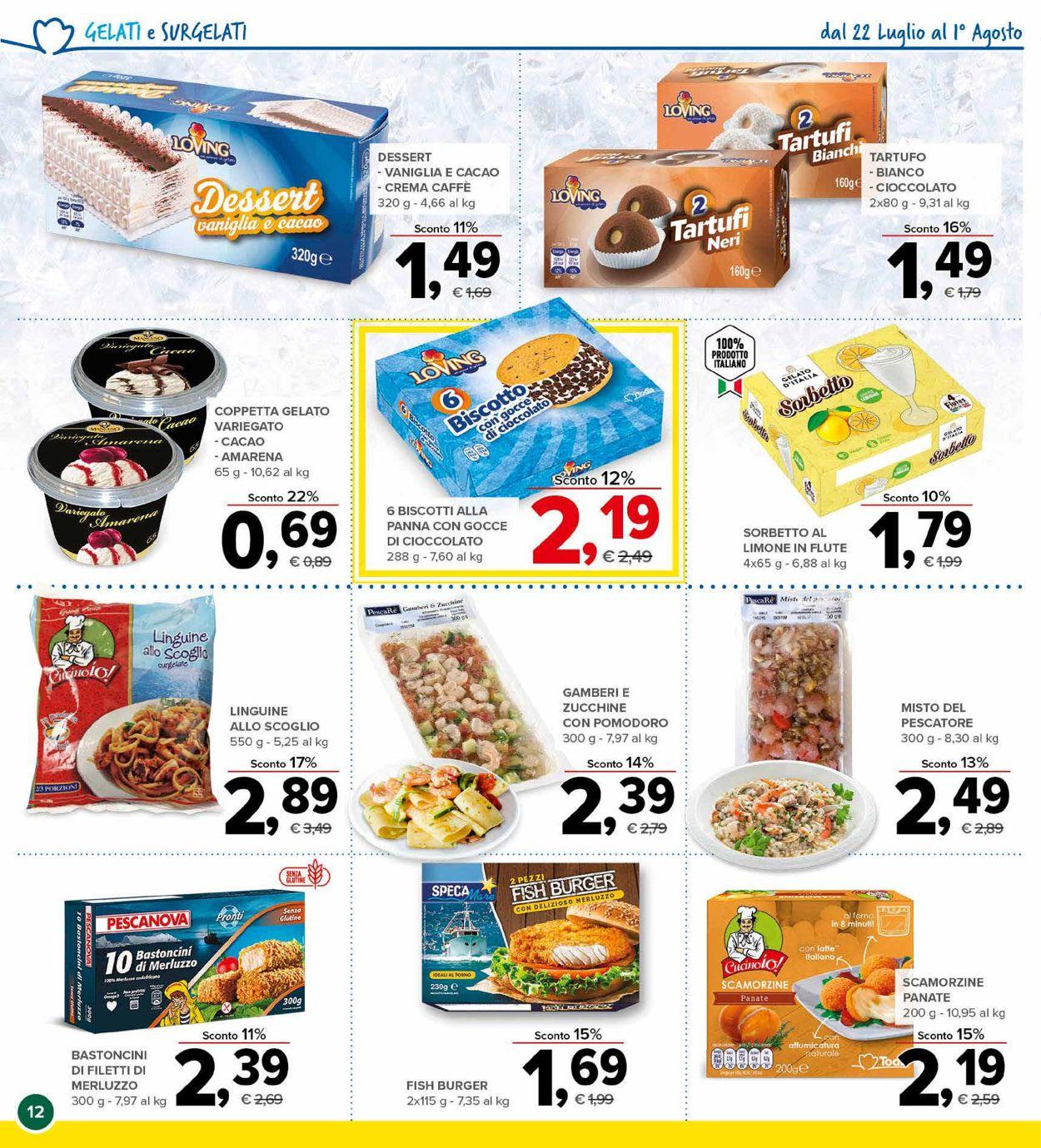 Volantino Todis - Offerte 22/07-01/08/2021 (Pagina 12)