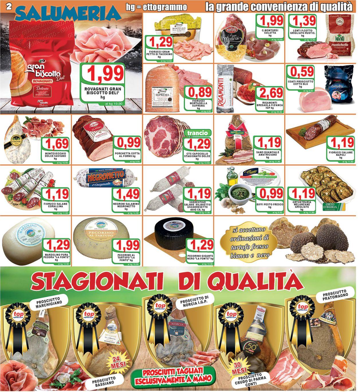 Volantino Top Supermercati - Offerte 07/02-18/02/2020 (Pagina 2)