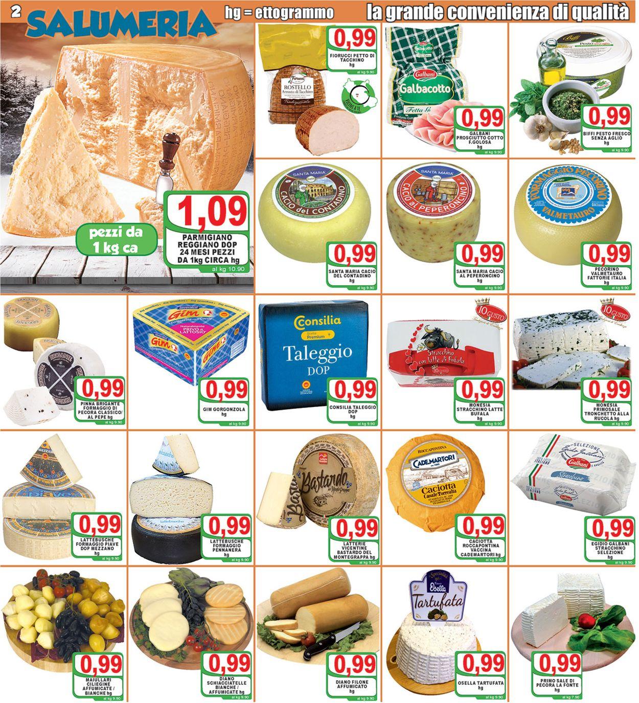 Volantino Top Supermercati - Offerte 11/03-19/03/2020 (Pagina 2)