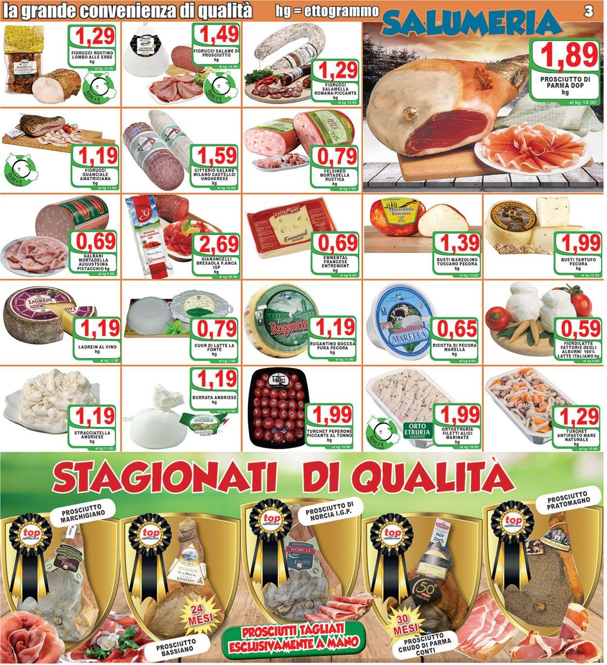 Volantino Top Supermercati - Offerte 11/03-19/03/2020 (Pagina 3)