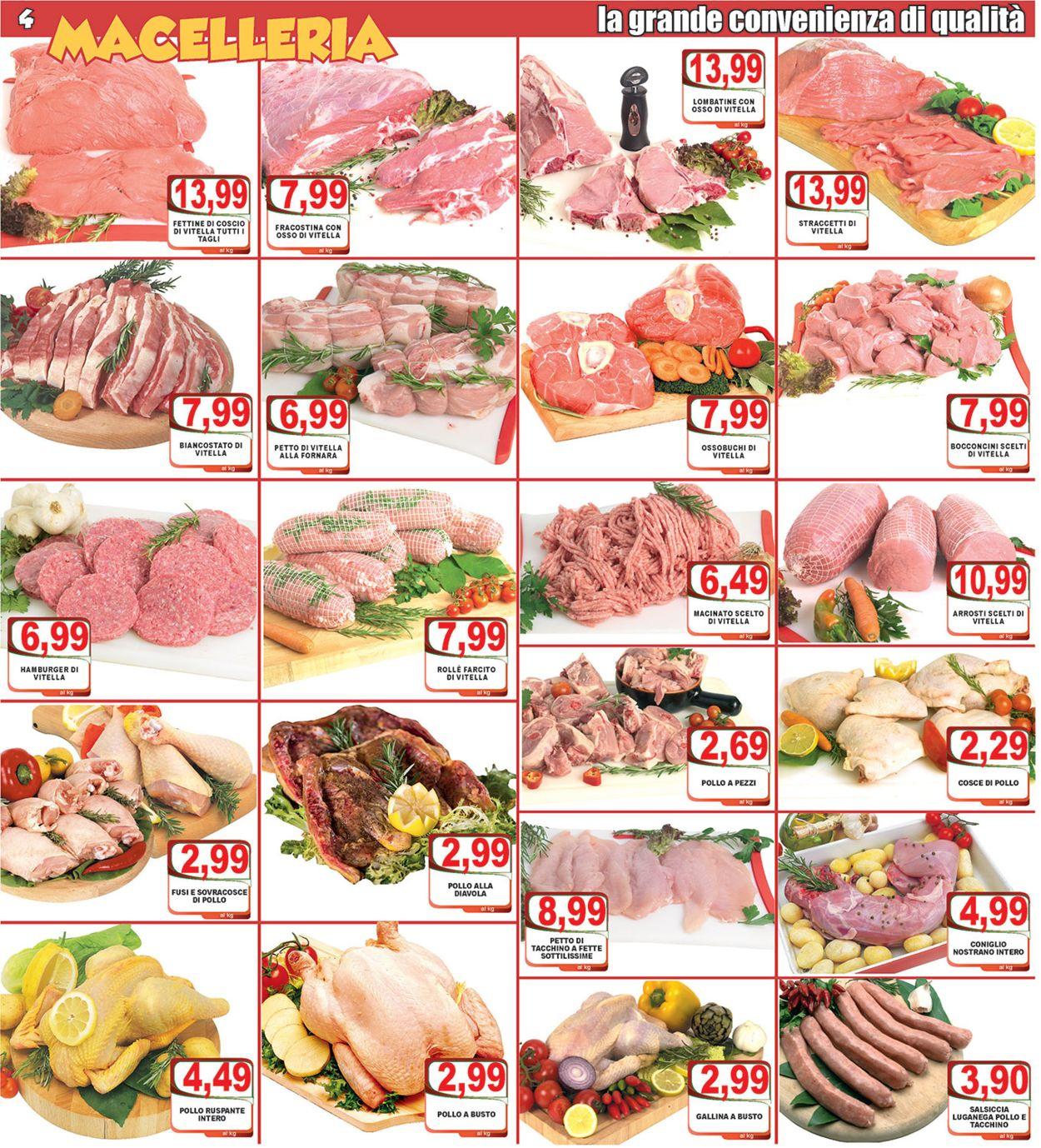 Volantino Top Supermercati - Offerte 11/03-19/03/2020 (Pagina 4)