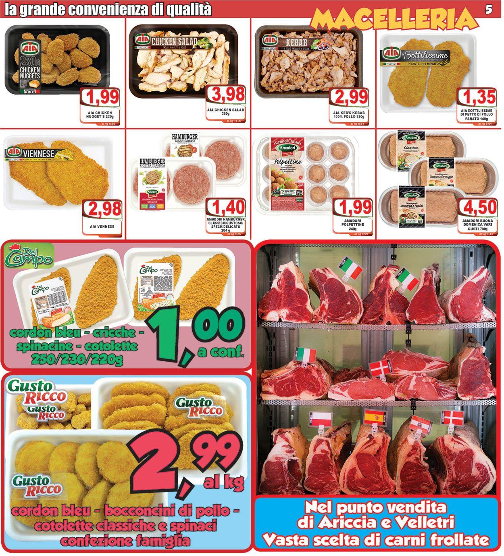 Volantino Top Supermercati - Offerte 11/03-19/03/2020 (Pagina 5)