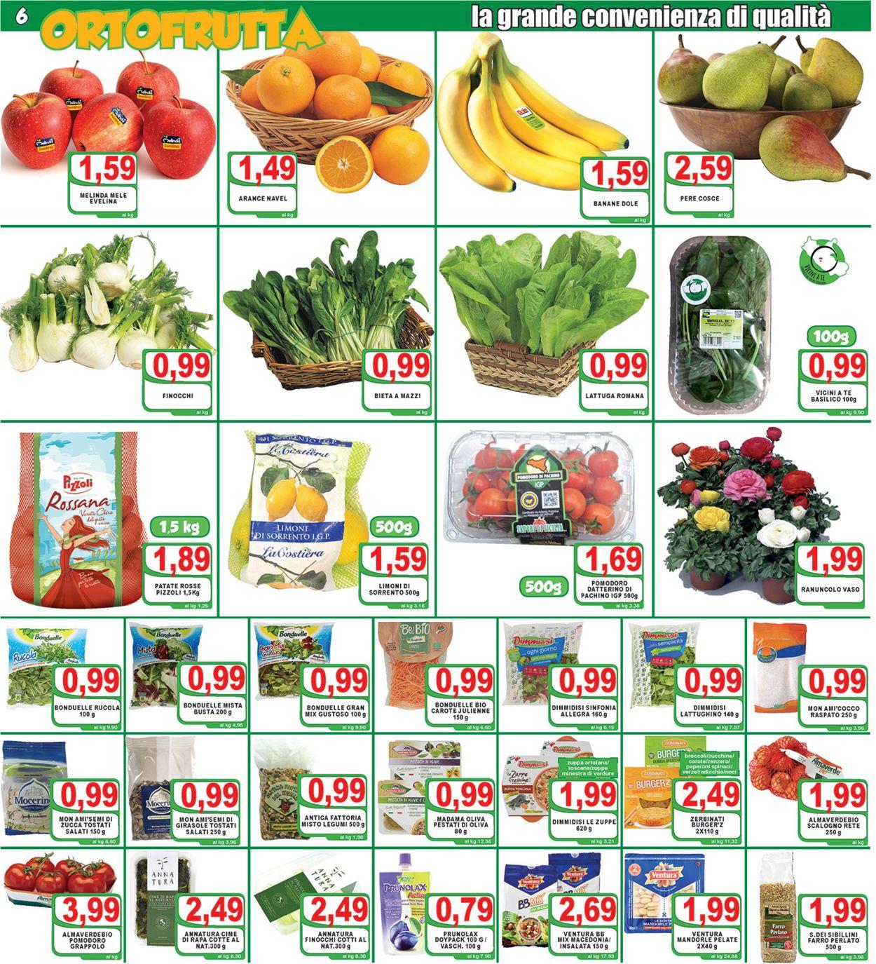 Volantino Top Supermercati - Offerte 11/03-19/03/2020 (Pagina 6)