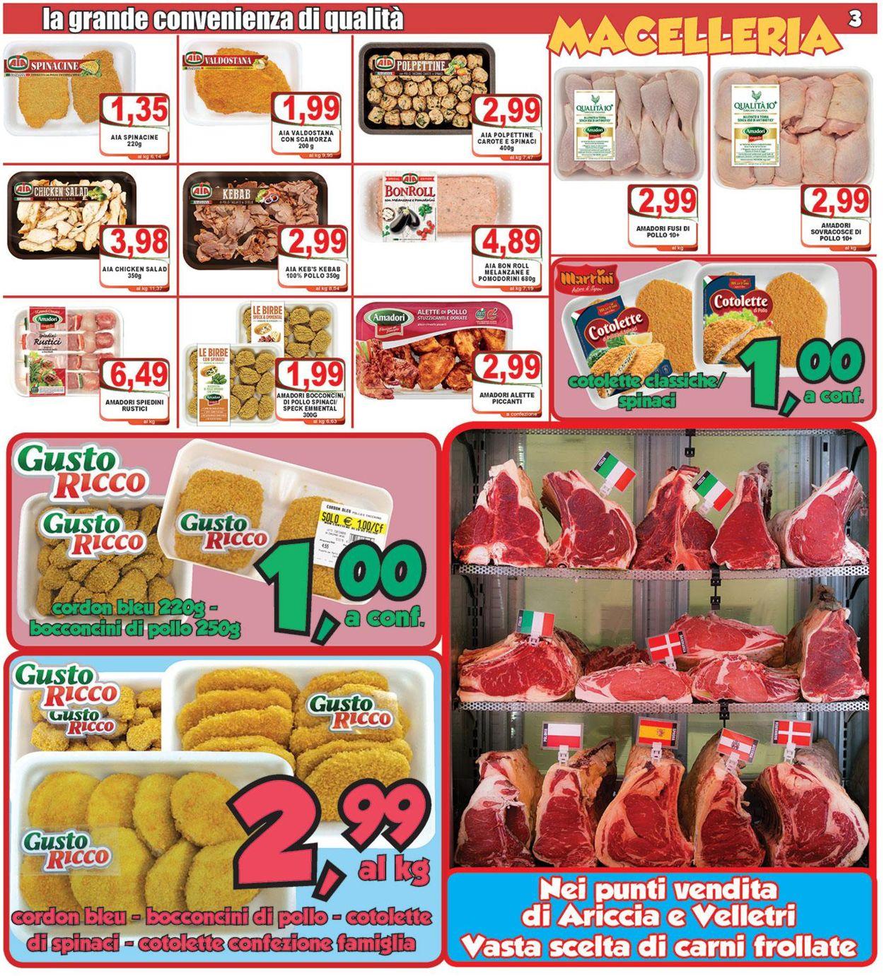 Volantino Top Supermercati - Offerte 05/06-16/06/2020 (Pagina 3)