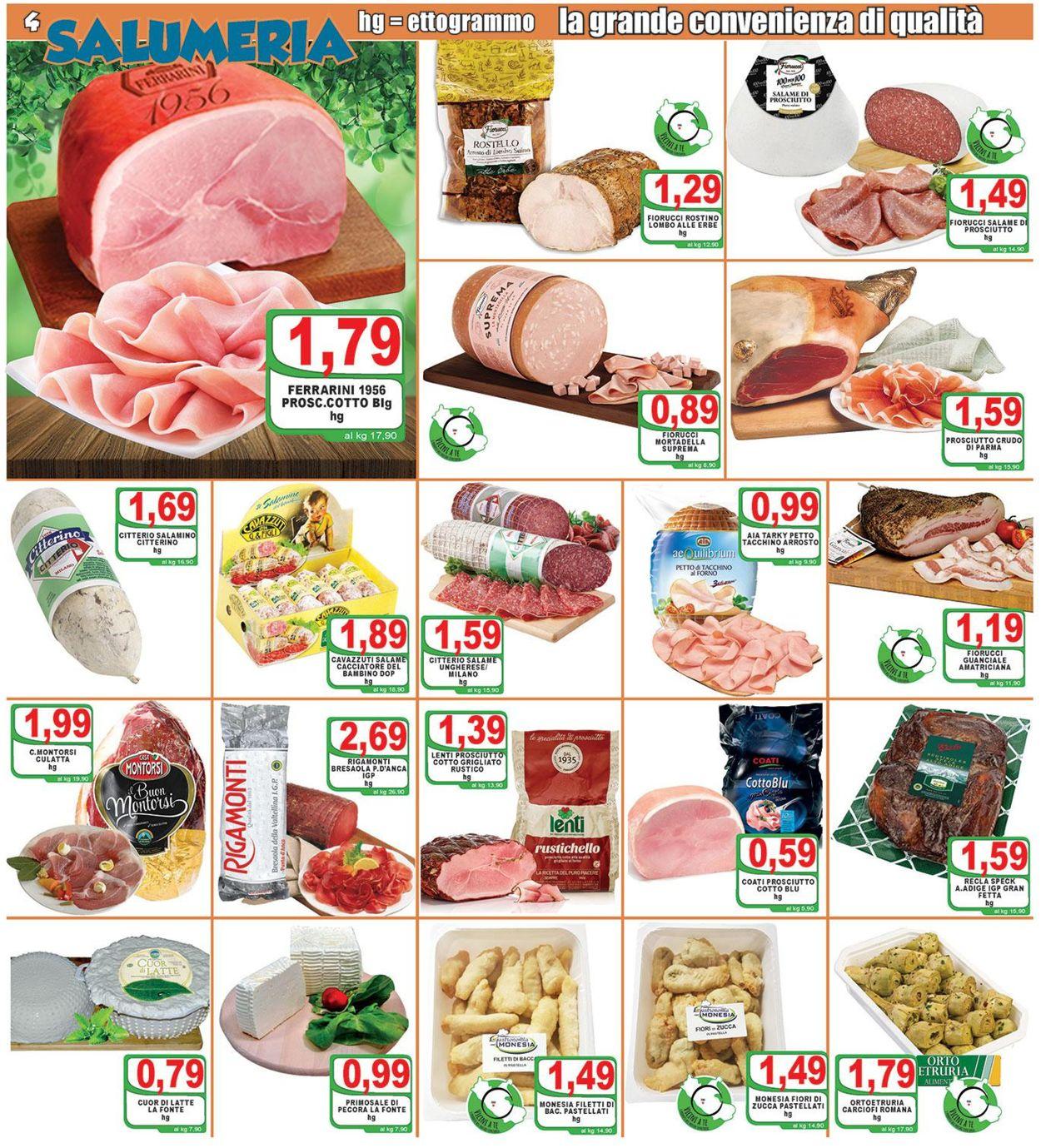 Volantino Top Supermercati - Offerte 05/06-16/06/2020 (Pagina 4)