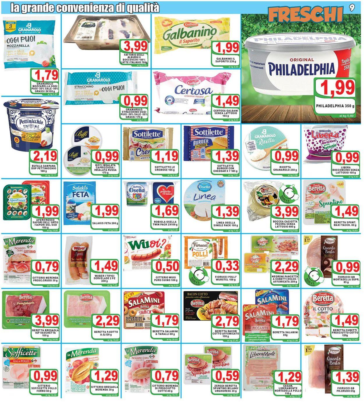 Volantino Top Supermercati - Offerte 05/06-16/06/2020 (Pagina 9)