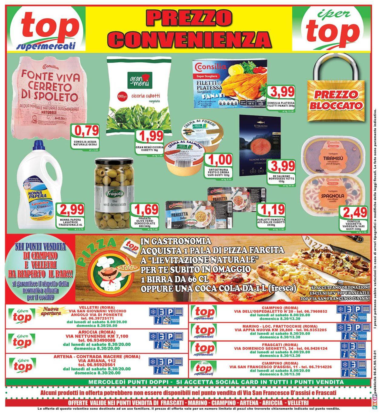 Volantino Top Supermercati - Offerte 05/06-16/06/2020 (Pagina 16)