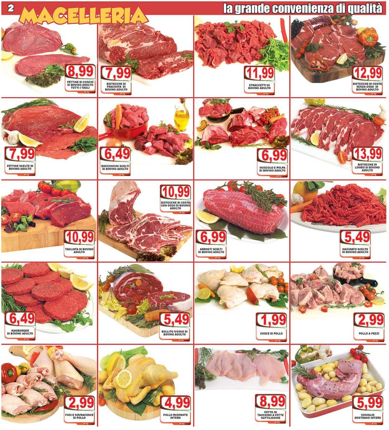 Volantino Top Supermercati - Offerte 17/06-25/06/2020 (Pagina 2)