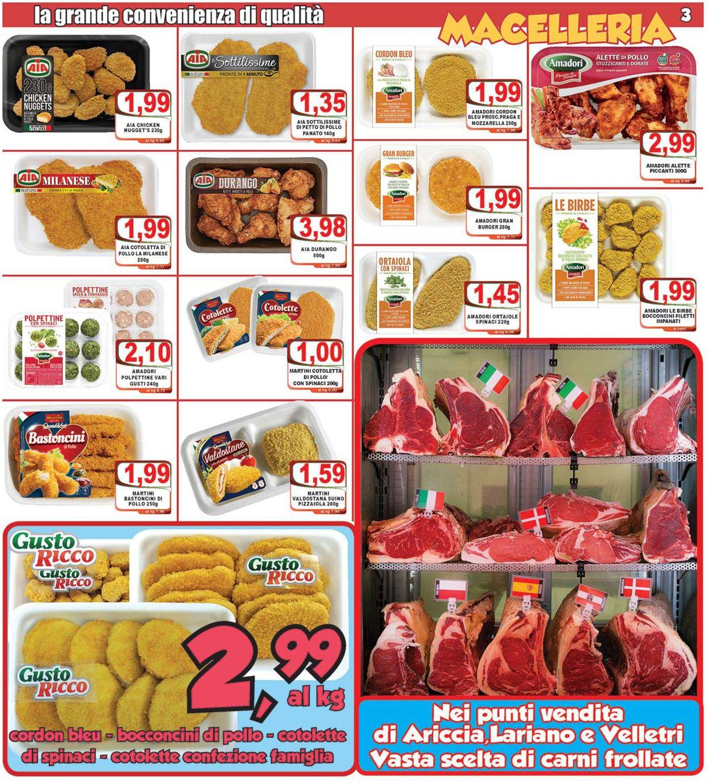 Volantino Top Supermercati - Offerte 17/06-25/06/2020 (Pagina 3)