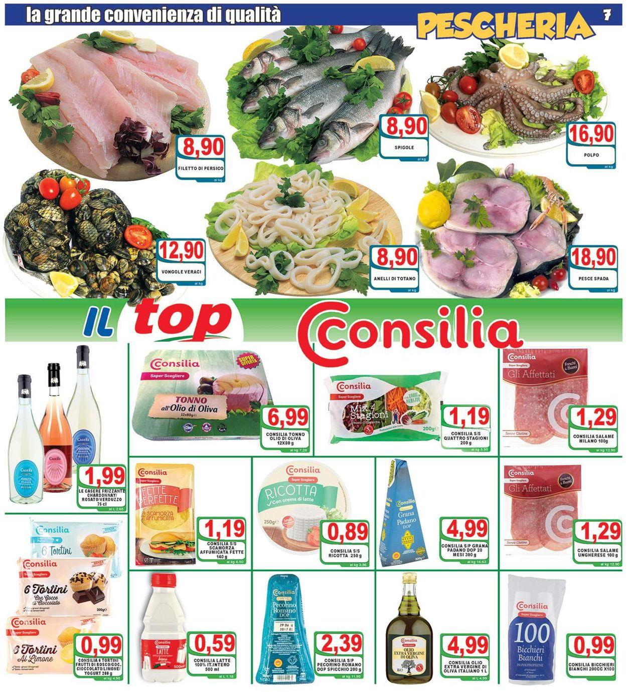 Volantino Top Supermercati - Offerte 17/06-25/06/2020 (Pagina 7)