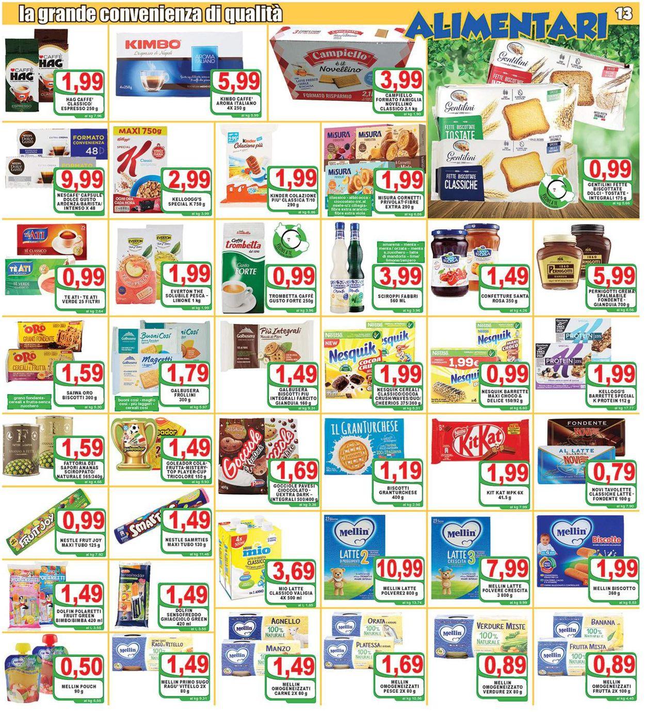 Volantino Top Supermercati - Offerte 17/06-25/06/2020 (Pagina 13)