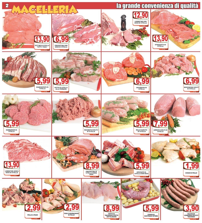 Volantino Top Supermercati - Offerte 07/08-18/08/2020 (Pagina 2)