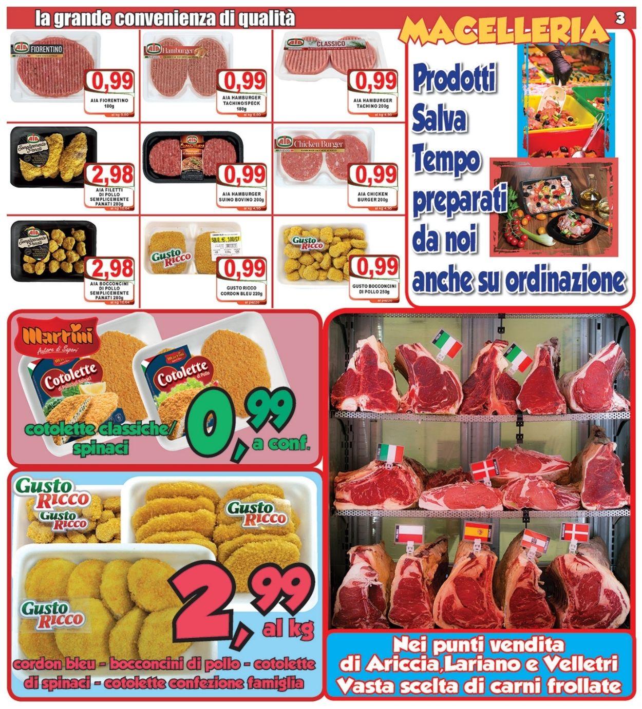 Volantino Top Supermercati - Offerte 07/08-18/08/2020 (Pagina 3)
