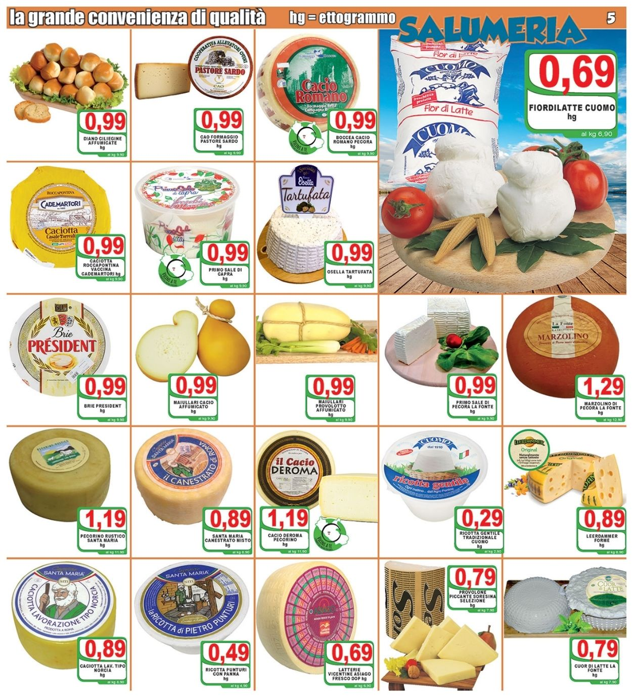 Volantino Top Supermercati - Offerte 07/08-18/08/2020 (Pagina 5)