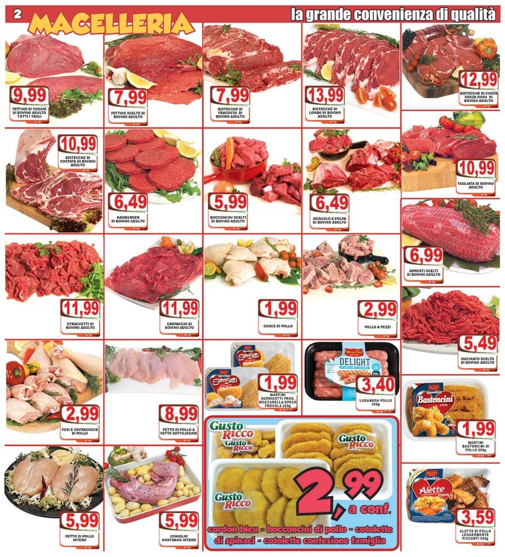 Volantino Top Supermercati - Offerte 19/08-27/08/2020 (Pagina 2)