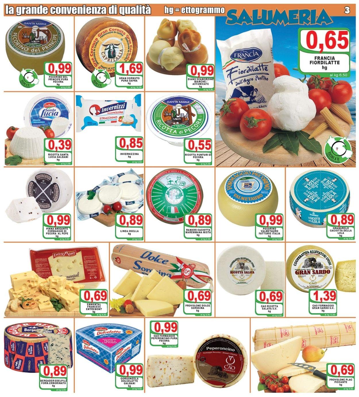 Volantino Top Supermercati - Offerte 28/08-08/09/2020 (Pagina 3)