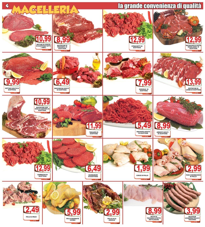 Volantino Top Supermercati - Offerte 28/08-08/09/2020 (Pagina 4)